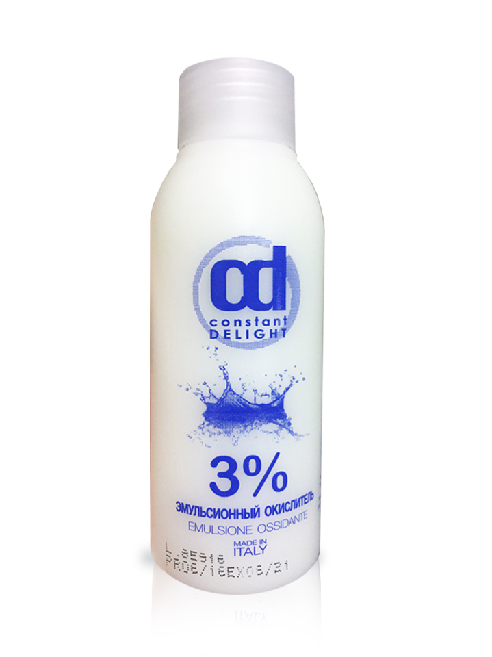 CONSTANT DELIGHT Окислитель Эмульсионный 3% / Oxigent, 100 мл