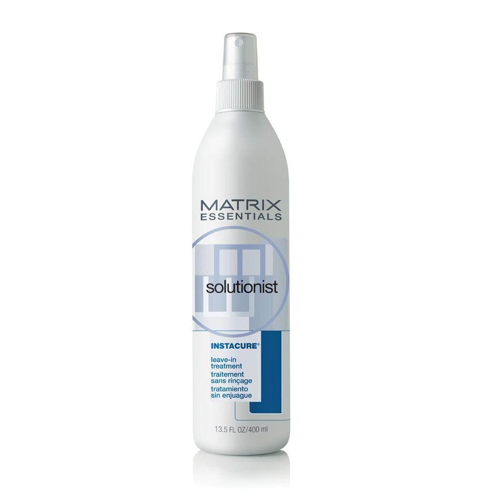 MATRIX Уход разглаживающий несмываемый с про-витамином B5 и протеином Инстакюр / ПРО СОЛЮШИОНИСТ 500мл
