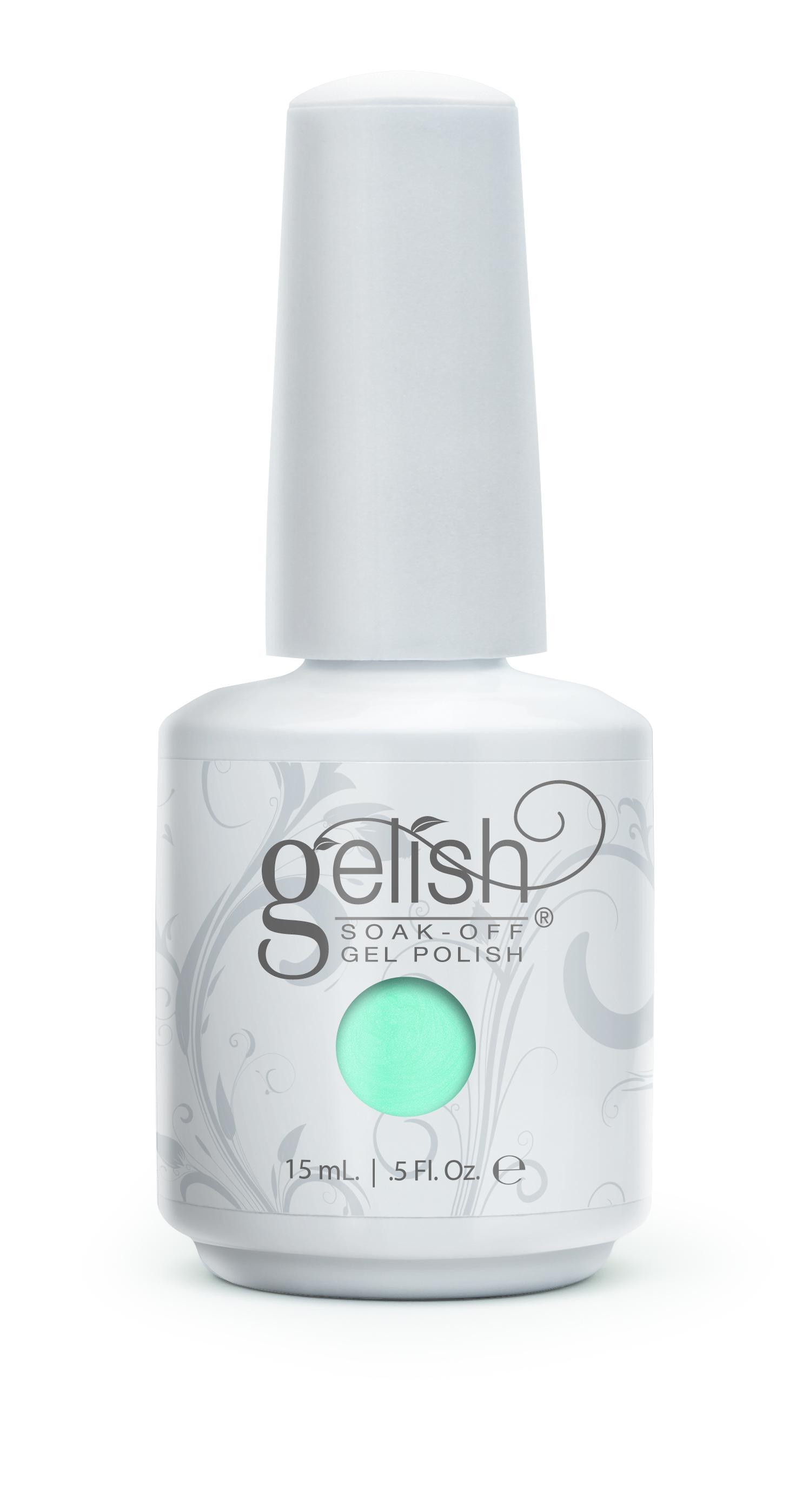 GELISH Гель-лак Party At The Palace / GELISH 15млГель-лаки<br>Гель-лак Gelish наносится на ноготь как лак, с помощью кисточки под колпачком. Процедура нанесения схожа с&amp;nbsp;нанесением обычного цветного покрытия. Все гель-лаки Harmony Gelish выполняют функцию еще и укрепляющего геля, делая ногти более прочными и длинными. Ногти клиента находятся под защитой гель-лака, они не ломаются и не расслаиваются. Гель-лаки Gelish после сушки в LED или УФ лампах держатся на натуральных ногтях рук до 3 недель, а на ногтях ног до 5 недель. Способ применения: Подготовительный этап. Для начала нужно сделать маникюр. В зависимости от ваших предпочтений это может быть европейский, классический обрезной, СПА или аппаратный маникюр. Главное, сдвинуть кутикулу с ногтевого ложа и удалить ороговевшие участки кожи вокруг ногтей. Особенностью этой системы является то, что перед нанесением базового слоя необходимо обработать ноготь шлифовочным бафом Harmony Buffer 100/180 грит, для того, чтобы снять глянец. Это поможет улучшить сцепку покрытия с ногтем. Пыль, которая осталась после опила, излишки жира и влаги удаляются с помощью обезжиривателя Бондер / GELISH pH Bond 15&amp;nbsp;мл или любого другого дегитратора. Нанесение искусственного покрытия Harmony.&amp;nbsp; После того, как подготовительные процедуры завершены, можно приступать непосредственно к нанесению искусственного покрытия Harmony Gelish. Как и все гелевые лаки, продукцию этого бренда необходимо полимеризовать в лампе. Гель-лаки Gelish сохнут (полимеризуются) под LED или УФ лампой. Время полимеризации: В LED лампе 18G/6G = 30 секунд В LED лампе Gelish Mini Pro = 45 секунд В УФ лампах 36 Вт = 120 секунд В УФ лампе Harmony Mini Portable UV Light = 180 секунд ПРИМЕЧАНИЕ: подвергать полимеризации необходимо каждый слой гель-лакового покрытия! 1)Первым наносится тонкий слой базового покрытия Gelish Foundation Soak Off Base Gel 15 мл. 2)Следующий шаг   нанесение цветного гель-лака Harmony Gelish.&amp;nbsp; 3)Заключительный этап Н