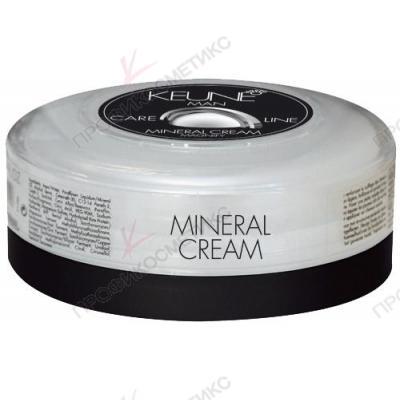 KEUNE Крем минеральный Кэе Лайн Мен / CL MINERAL CREAM 30млВолосы<br>Минеральный крем представляет собой универсальный стайлинговый крем для придания ослепительного блеска волосам и естественной фиксации прически. Входящие в состав комплекс природных минералов интенсивно питает волосы, делая их более мягкими и блестящими. Активный состав: Ройбос, горный хрусталь, карбо-гидраторы, природные минералы. Применение: Нанесите необходимое количество минерального крема на чистые волосы и приступайте к укладке.<br><br>Объем: 30<br>Пол: Мужской