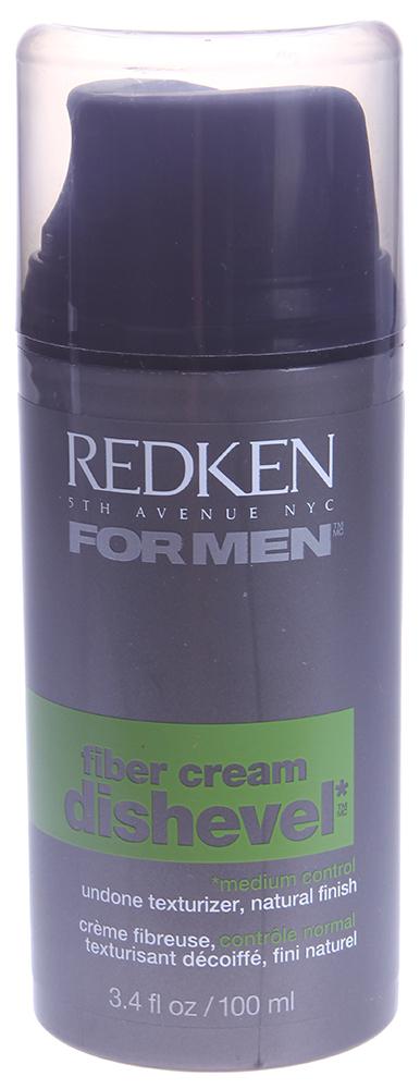 REDKEN Крем-фибер для небрежной укладки Дишевель Крем / FOR MEN 100мл~