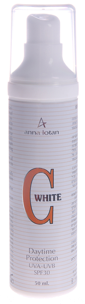 ANNA LOTAN Крем солнцезащитный SPF30 / Daytime Protection UVA-UVB SPF30 LIGHTENING CARE 50мл