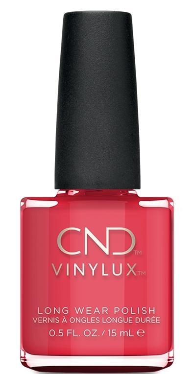 CND 302 лак недельный для ногтей / Charm VINYLUX 15 мл
