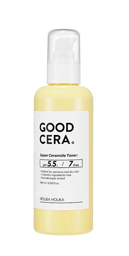 HOLIKA Тонер увлажняющий для лица Супер Кера / Good Cera Toner Sensitive 180 мл