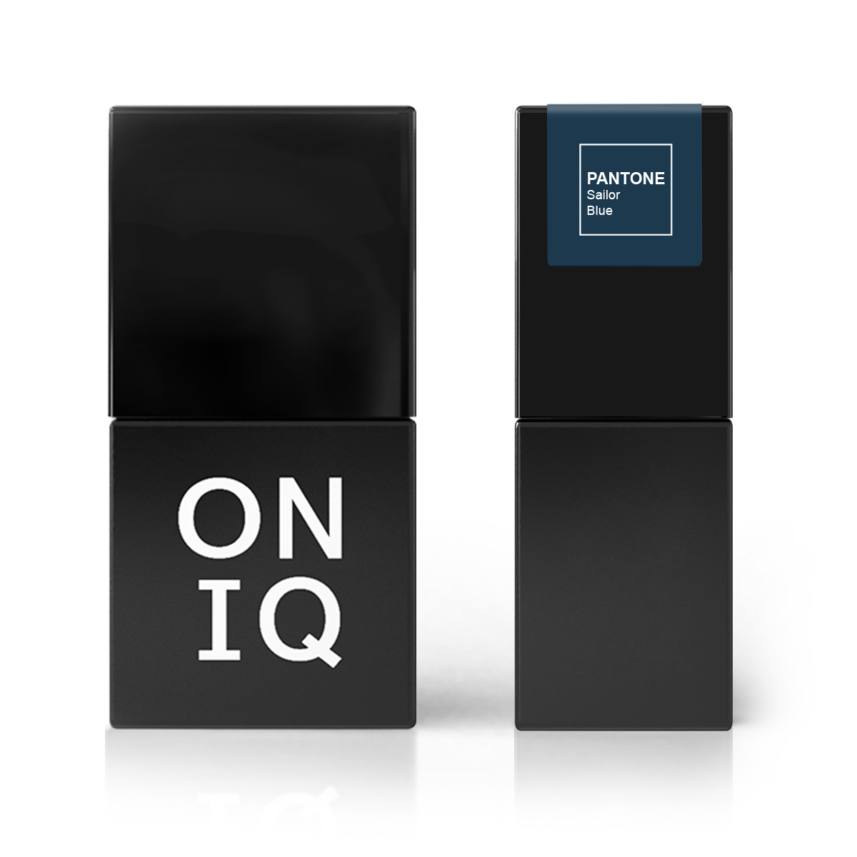 ONIQ Гель-лак для покрытия ногтей, Pantone: Sailor blue, 10 мл -  Гель-лаки