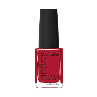 Купить KINETICS 257 лак профессиональный для ногтей / SolarGel Polish 15 мл, Красные