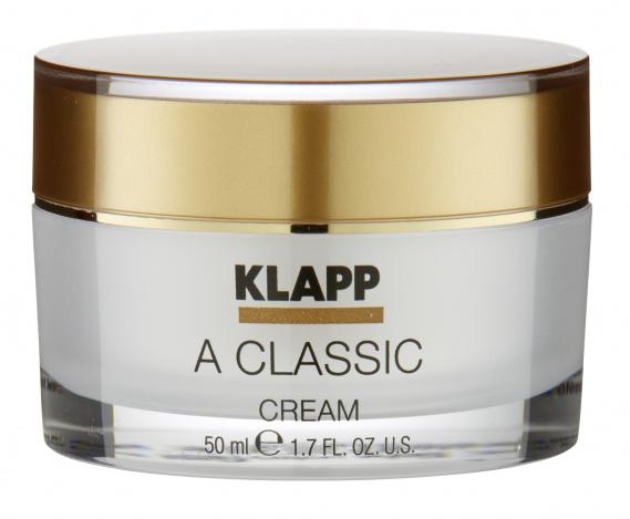 KLAPP Крем ночной для лица / A CLASSIC 50 мл фото