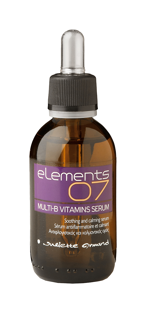 JULIETTE ARMAND Сыворотка с витаминами В5 и В6 / 07 MULTI-B VITAMINS SERUM 55 мл.