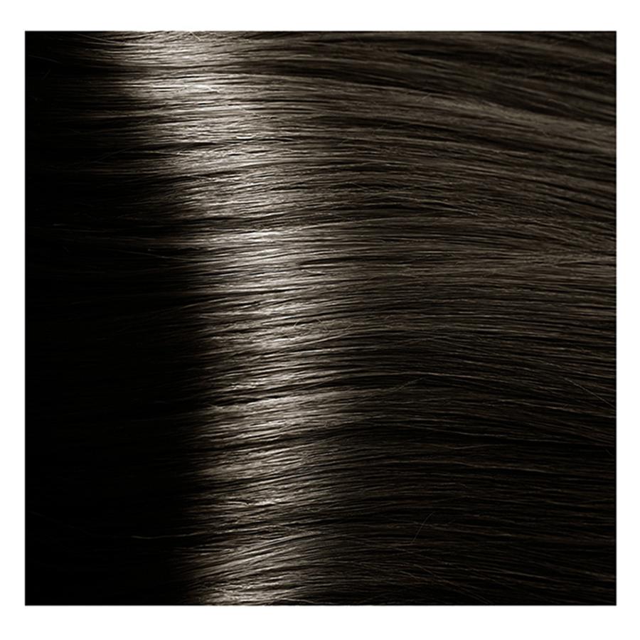 KAPOUS 6.00 крем-краска для волос / Hyaluronic acid 100мл краска для волос kapous professional hyaluronic acid hair color серебро