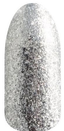 Купить RuNail 3754 гель-лак для ногтей, серебро / Lurex 5 г