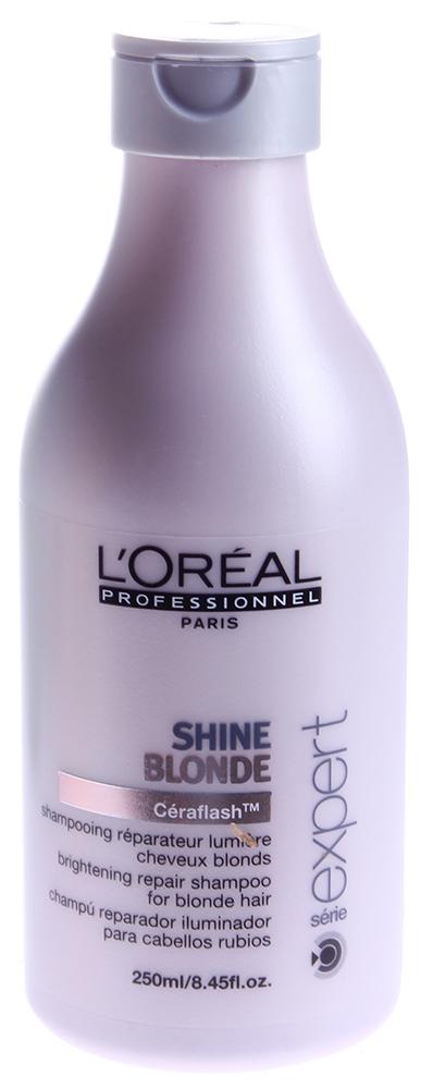 LOREAL PROFESSIONNEL Шампунь для светлых волос / ШАЙН БЛОНД 250мл
