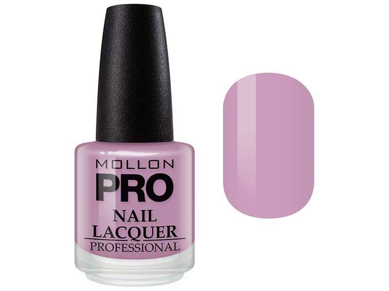 MOLLON PRO Лак для ногтей с закрепителем / Hardening Nail Lacquer  207 15млЛаки<br>Профессиональный лак для ногтей с усиленным блеском.&amp;nbsp;Яркий, соблазнительный и удобный в применении лак, созданный по безопасной формуле Save and Care, не содержит дибутилфталата, толуола, формальдегида и надолго сохраняет эстетический вид.&amp;nbsp;Входящая в состав лака специальная формула с содержанием кальция, фосфора и цинка оказывает восстанавливающую, ухаживающую и защитную функцию для ногтей. Профессиональная кисточка великолепно распределяет лак на ногтевой пластинке, не оставляя разводов. Способ применения: чтобы продлить стойкость стилизации, необходимо применить Base Coat Nail Repair перед нанесением лака, затем 2 слоя Nail Lacquer и Top Coat Quick Dryer.<br><br>Класс косметики: Профессиональная