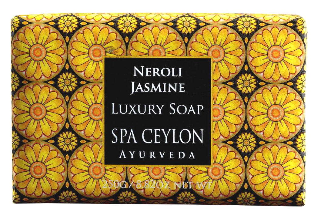 Купить SPA CEYLON Мыло роскошное Нероли и жасмин 250 г