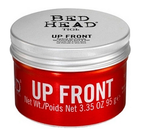 Tigi бриолин для волос / bed head up front 95 г
