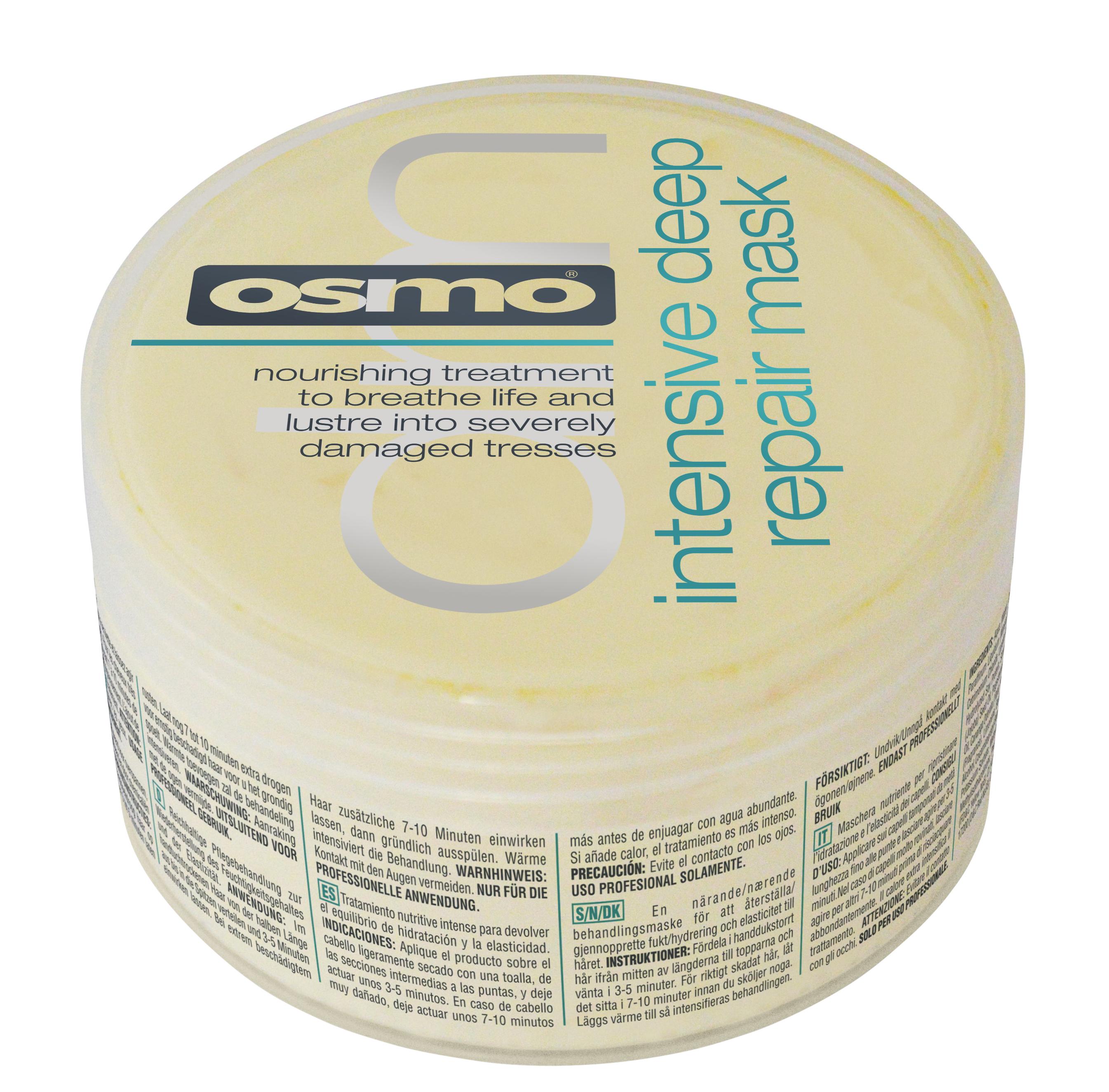 OSMO Маска Глубокое увлажнение / Intensive Deep Repair Mask 100 мл