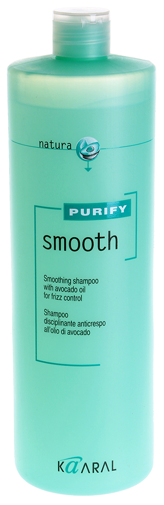 KAARAL ������� ��� �������� ����� / Smooth Shampoo PURIFY 1000��
