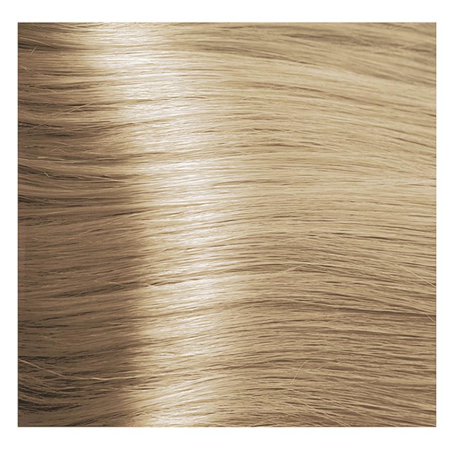 KAPOUS 9.0 краска для волос / Professional coloring 100млКраски<br>Оттенок 9.0 Насыщенный очень светлый блонд. Стойкая крем-краска для перманентного окрашивания и для интенсивного косметического тонирования волос, содержащая натуральные компоненты. Активные ингредиенты, основанные на растительных экстрактах, позволяют достигать желаемого при окрашивании натуральных, уже окрашенных или седых волос. Благодаря входящей в состав крем краски сбалансированной ухаживающей системы, в процессе окрашивания волосы получают бережный восстанавливающий уход. Представлена насыщенной и яркой палитрой, содержащей 106 оттенков, включая 6 усилителей цвета. Сбалансированная система компонентов и комбинация косметических масел предотвращают обезвоживание волос при окрашивании, что позволяет сохранить цвет и натуральный блеск на долгое время. Крем-краска окрашивает волосы, бережно воздействуя на структуру, придавая им роскошный блеск и натуральный вид. Надежно и равномерно окрашивает седые волосы. Разводится с Cremoxon Kapous 3%, 6%, 9% в соотношении 1:1,5. Способ применения: подробную инструкцию по применению см. на обороте коробки с краской. ВНИМАНИЕ! Применение крем-краски  Kapous  невозможно без проявляющего крем-оксида  Cremoxon Kapous . Краски отличаются высокой экономичностью при смешивании в пропорции 1 часть крем-краски и 1,5 части крем-оксида. ВАЖНО! Оттенки представленные на нашем сайте являются фотографиями цветовой палитры KAPOUS Professional, которые из-за различных настроек мониторов могут не передать всю глубину и насыщенность цвета. Для того чтобы результат окрашивания KAPOUS Professional вас не разочаровал, обращайте внимание на описание цвета, не забудьте правильно подобрать оксидант Cremoxon Kapous и перед началом работы внимательно ознакомьтесь с инструкцией.<br><br>Класс косметики: Косметическая