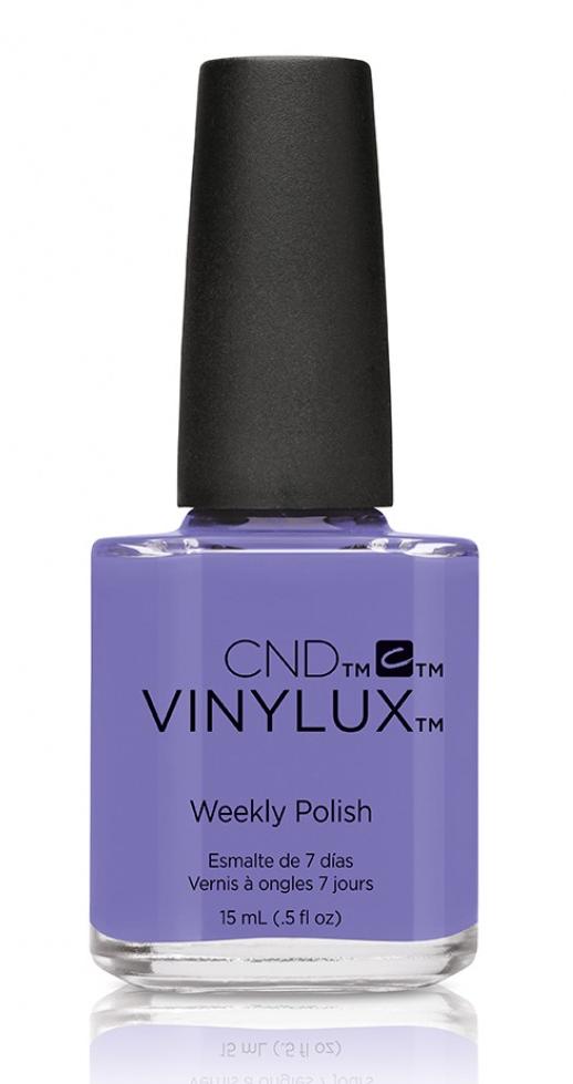 CND 193 лак недельный для ногтей / Wisteria Haze VINYLUX 15