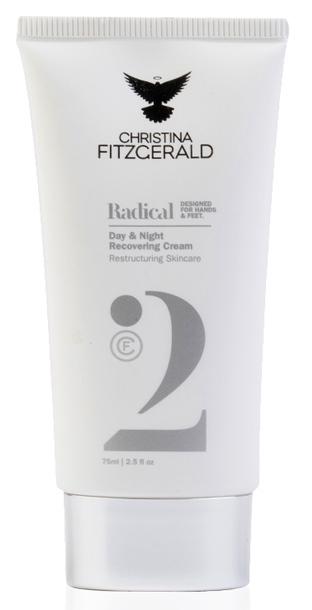 Купить CHRISTINA FITZGERALD Крем восстанавливающий для кожи рук и ног / Day & Night Recovering Cream RADICAL 75 мл