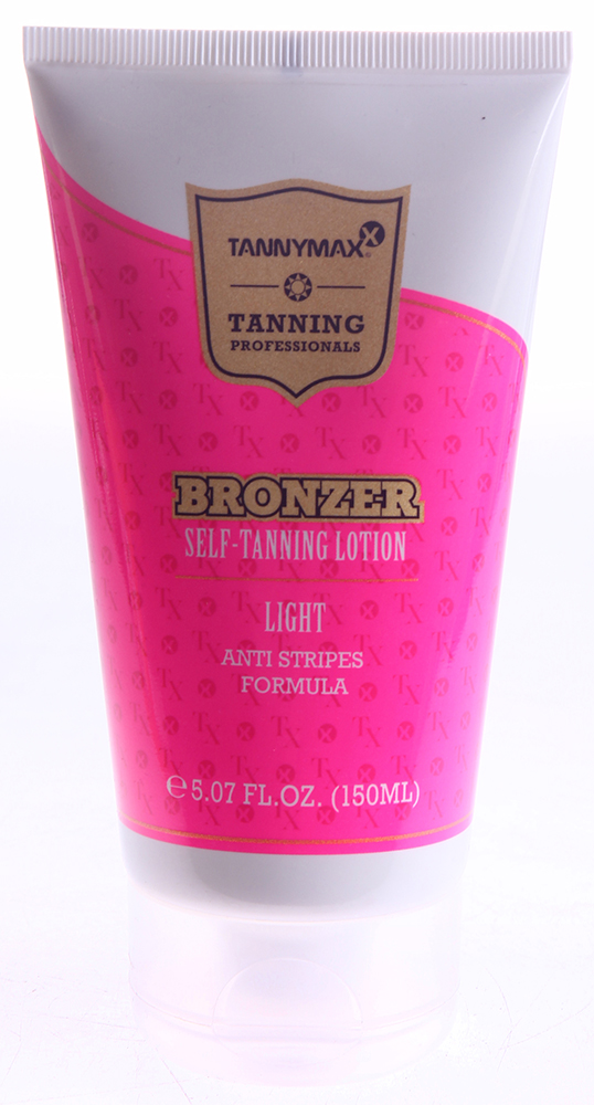 TANNYMAXX ������-��������� ��� ����������� ������� ���� / Self Tanning Lotion Light BRONZER 150��