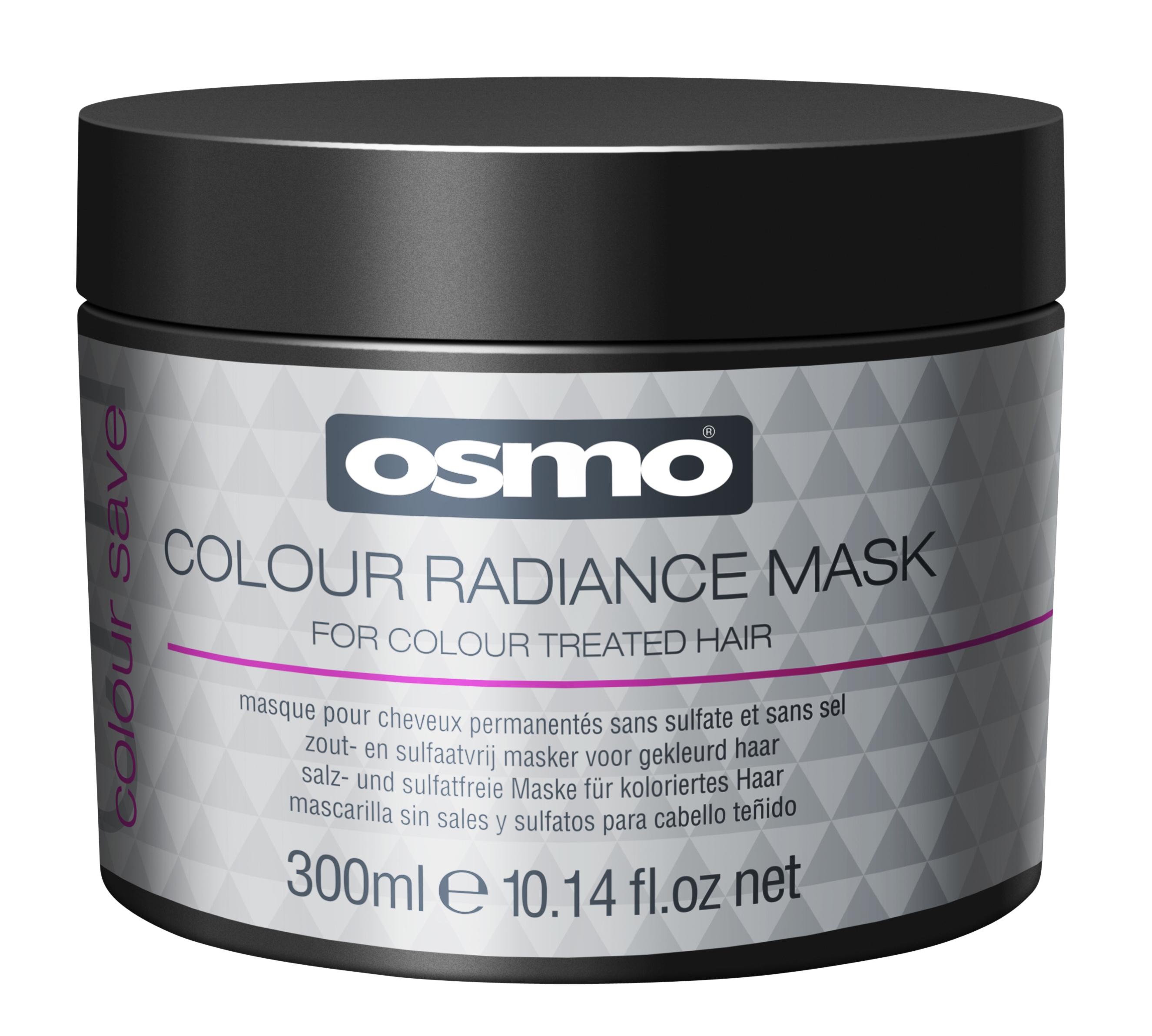 OSMO Маска для восстановления окрашенных и поврежденных волос Сохранение цвета / Color Save 300мл