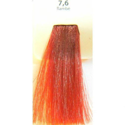 KAARAL 7.6 краска для волос / Sense COLOURS 100мл