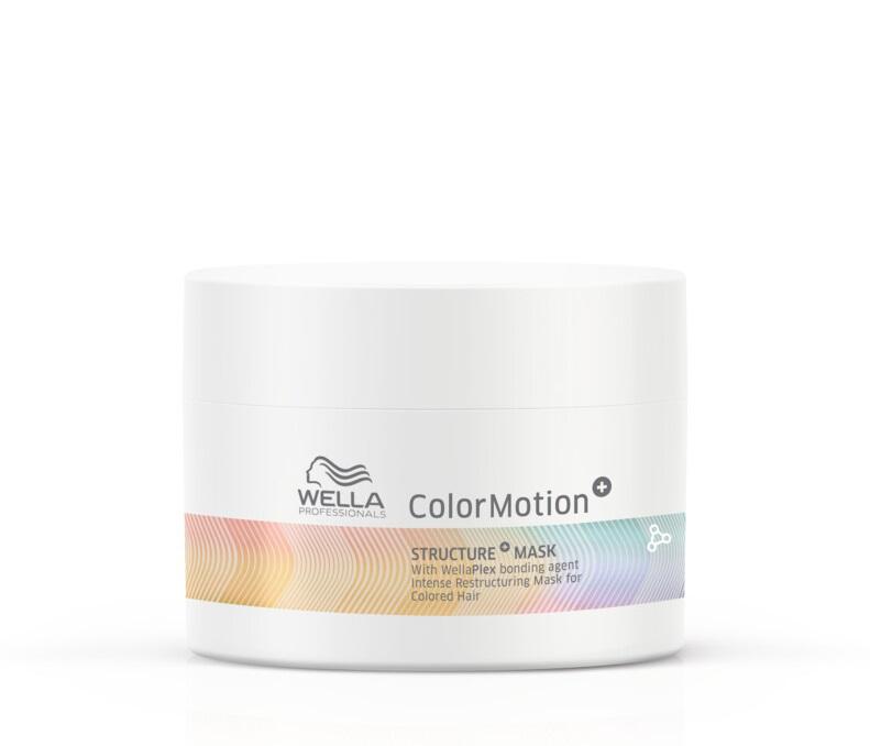 Купить WELLA Professionals Маска для интенсивного восстановления окрашенных волос / Color Motion 150 мл