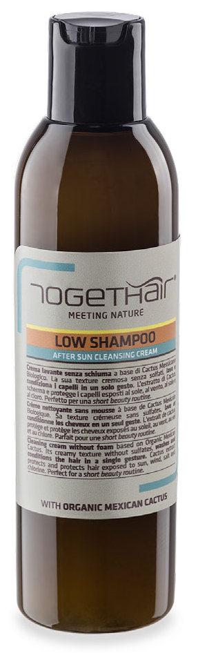 Купить TOGETHAIR Крем-шампунь бессульфатный для волос после пребывания на солнце / Low Shampoo after sun 200 мл