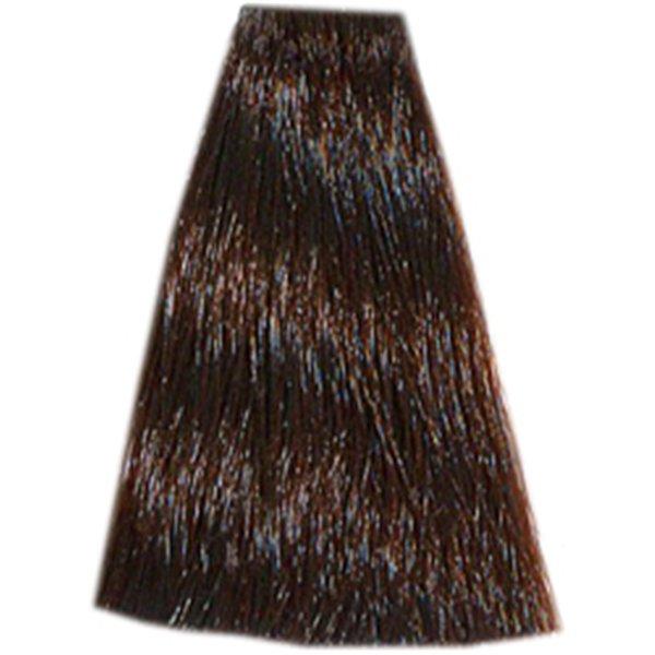 HAIR COMPANY 7.53 краска для волос / HAIR LIGHT CREMA COLORANTE 100млКраски<br>7.53 русый махагон золотистый. Hair Light Crema Colorante   профессиональный перманентный краситель для волос, содержащий в своем составе натуральные ингредиенты и в особенности эксклюзивный мультивитаминный восстанавливающий комплекс. Минимальное количество аммиака позволяет максимально бережно относится к структуре волоса во время окрашивания. Содержит в себе растительные экстракты вытяжку из арахиса, лецитин, витамин А и Е, а так же витамин С который является природным консервантом цвета. Применение исключительно активных ингредиентов и пигментов высокого качества гарантируют получение однородного, насыщенного, интенсивного и искрящегося оттенка. Великолепно дает возможность на 100% закрасить даже стекловидную седину. Наличие 6-ти микстонов, а так же нейтрального бесцветного микстона, позволяет достигать получения цветов и оттенков. Способ применения: смешать Hair Light Crema Colorante с Hair Light Emulsione Ossidante в пропорции 1:1,5. Время воздействия 30-45 мин.<br><br>Вид средства для волос: Стойкая<br>Класс косметики: Профессиональная<br>Типы волос: Для всех типов
