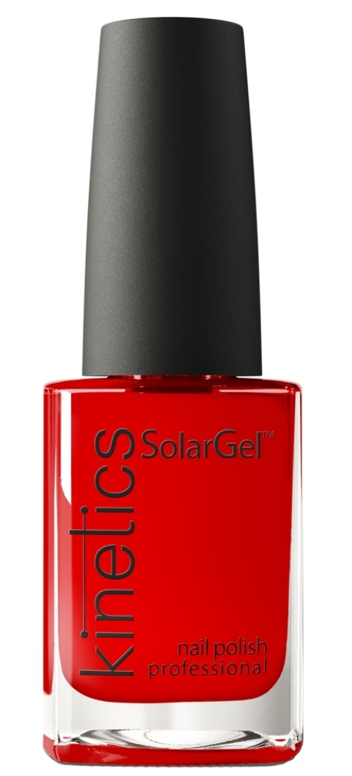 Купить KINETICS 464 лак профессиональный для ногтей / SolarGel Polish Guiltless 15 мл, Красные