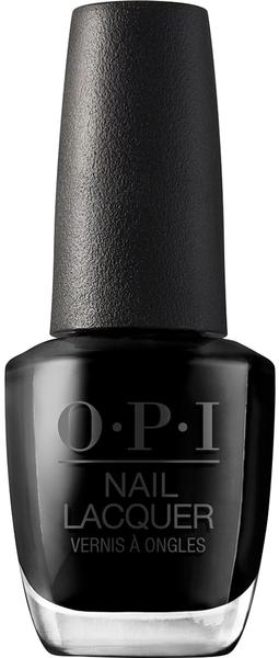 OPI Лак для ногтей / Black Onyx BLACK AND WHITE 15 мл фото