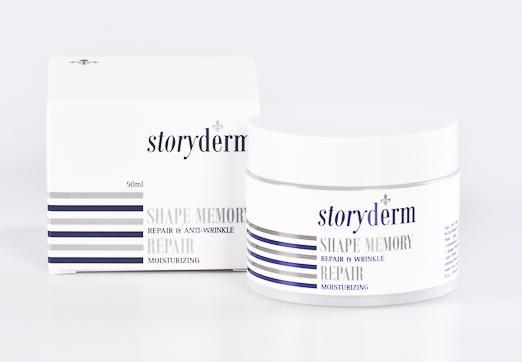 STORYDERM Крем пептидный с эффектом запоминания кожи / SHAPE MEMORY REPAIR 50мл