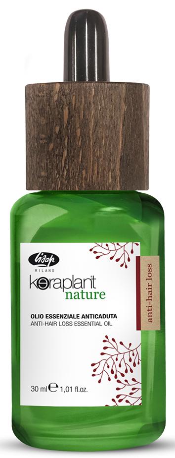 Купить LISAP MILANO Масло эфирное от выпадения волос / Keraplant Nature Anti-Hair Loss Essential Oil 30 мл