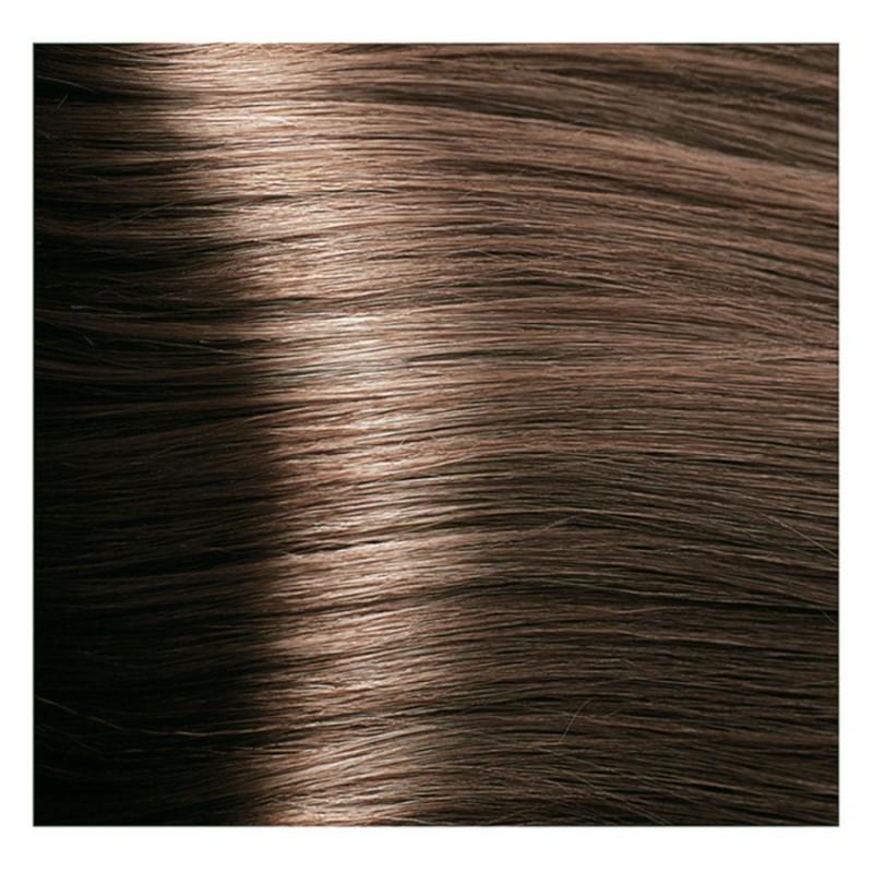 Kapous 7.23 крем-краска для волос / hyaluronic acid 100 мл