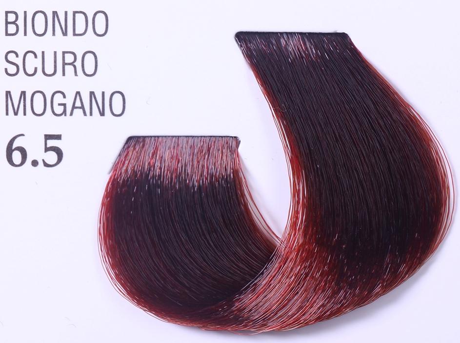 BAREX 6.5 краска для волос / JOC COLOR 100мл~Краски<br>Оттенок: Темный блондин махагоновый. Стойкая перманентная крем-краска для волос на основе растительных экстрактов обеспечивает глубокое стойкое окрашивание и 100% окрашивание седых волос. Защищает структуру волоса по всей длине, придает волосам блеск и шелковистость, защищает от воздействия солнечных лучей. Кремообразная консистенция краски удобна в работе и хорошо распределяется по всей длине волос. Тюбик содержит 100 мл краски, рассчитанный на 2 процедуры окрашивания волос средней длины или на 4 процедуры тонирования&amp;nbsp; Способ применения:&amp;nbsp;Для полного окрашивания смешайте 50 мл (половину упаковки) крема краски Joc Color&amp;nbsp;с 75 мл соответствующего оксигента JOC Color Line. В результате&amp;nbsp; получится 125 мл продукта, способного полностью окрасить значительное количество волос. Оксигент JOC Color Line содержит особые вещества растительного происхождения, активизирующиеся в момент нанесения смеси, эти вещества способствуют глубокому восстановлению структуры волос, обеспечивая однородный, сияющий цвет. Примечание:&amp;nbsp;специальная формула крема краски JOC Color Line позволяет использовать его в разбавленном 1:1 виде, т.е. крем краска и окисляющая эмульсия смешиваются в равных пропорциях. Это усиливает мощность покрытия седых волос, делает более интенсивным выбранный нюанс, придавая волосу блеск. Выбор оксигента и время выдержки. Оксигент Окончательный результат Время воздействия &amp;nbsp;&amp;nbsp;Оксигент с эффектом блеска 3% для окрашивания ТОН в ТОН 20-25 мин &amp;nbsp;&amp;nbsp;Оксигент с эффектом блеска 6% для обесцвеченных волос для окрашивания и осветления на 1 тон 15-25 мин 35-40 мин &amp;nbsp;Оксигент с эффектом блеска 9%&amp;nbsp;&amp;nbsp; для окрашивания и осветления на 2 - 2,5 тона для выделения нюанса для работы с серией  Платина&amp;nbsp; 35-40 мин 35-40 мин 35-40 мин Оксигент с эффектом блеска 12% для осветления на 3 тона и выше для работы с Суперосветляющей серией д