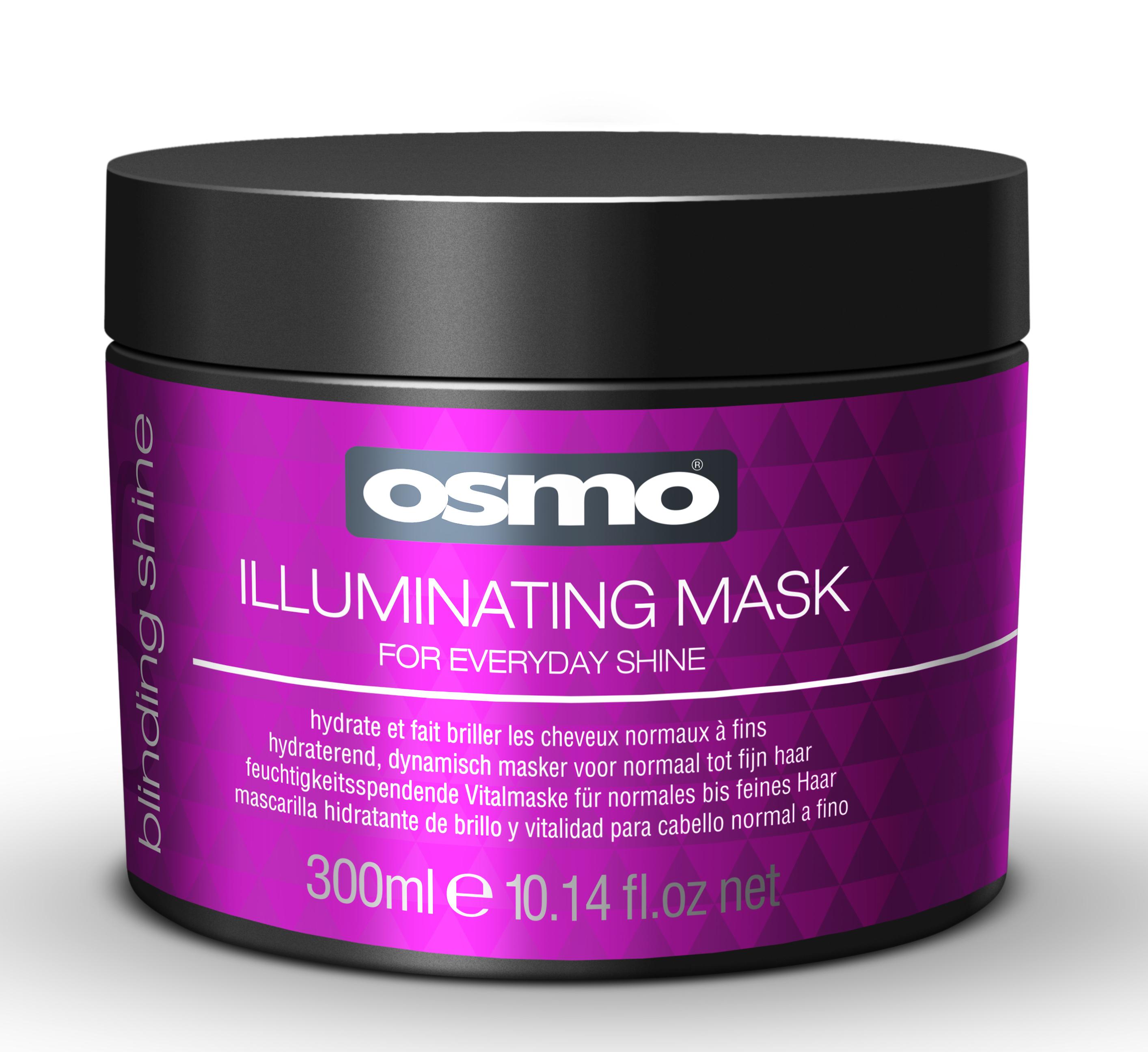 OSMO Маска Ослепительный блеск / Blinding Shine 300 мл