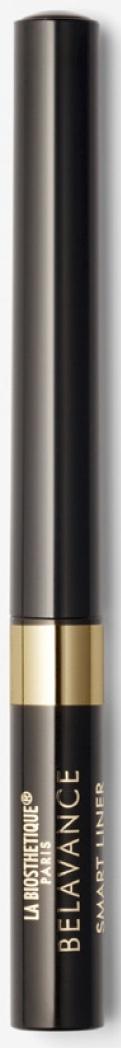 LA BIOSTHETIQUE Подводка водостойкая с фетровой кисточкой, черная / Smart Liner Just Black 1,7 мл -  Подводки