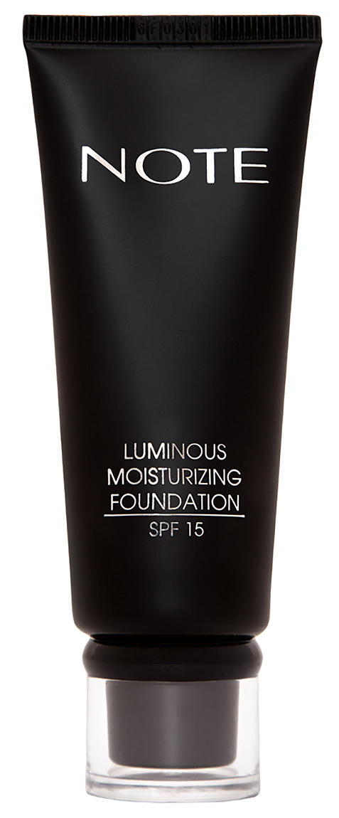 Купить NOTE Cosmetics Основа тональная увлажняющая с эффектом сияния 104 / LUMINOUS MOISTURIZING FOUNDATION TUBE SPF15 35 мл
