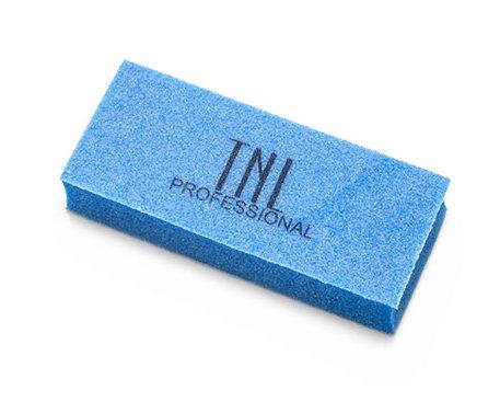 Купить TNL PROFESSIONAL Баф средний, голубой (в индивидуальной упаковке)