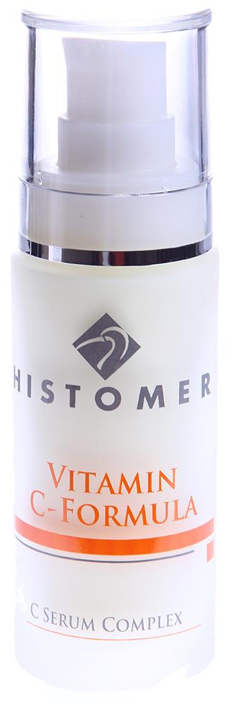 HISTOMER Сыворотка-уход трансдермальная с витамином С / C Serum Complex VITAMIN C FORMULA 30мл