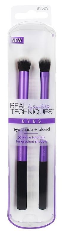 Купить REAL TECHNIQUES Набор для макияжа глаз / Eye Shade + Blend