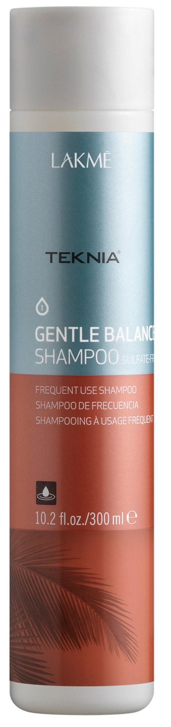 Купить LAKME Шампунь для частого применения для нормальных волос / GENTLE BALANCE SULFATE-FREE SHAMPOO 300 мл