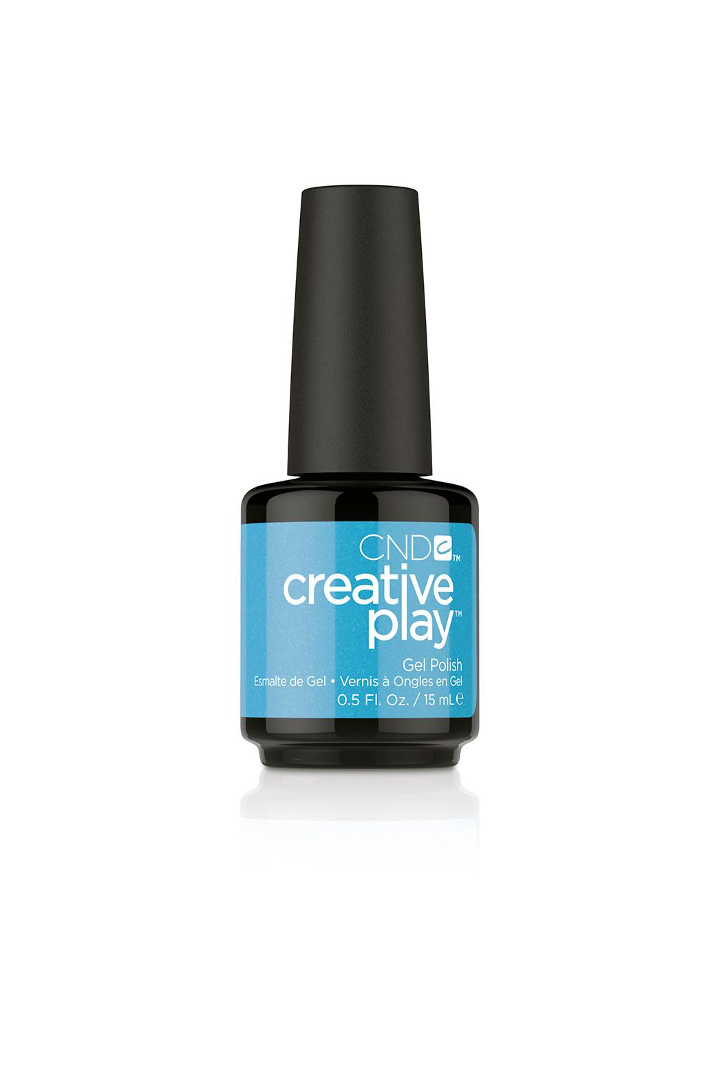CND 439 гель-лак для ногтей / Ship Notized Creative Play Gel 15 мл