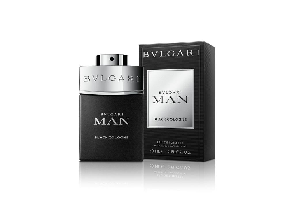 Купить BVLGARI Вода туалетная мужская Bvlgari Man Black Cologne 60 мл