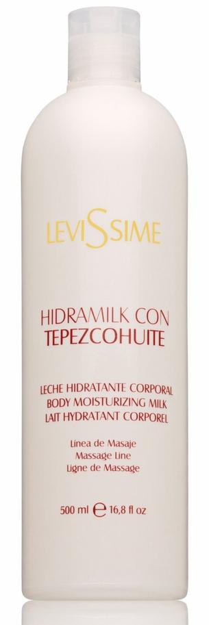 Levissime молочко увлажняющее с