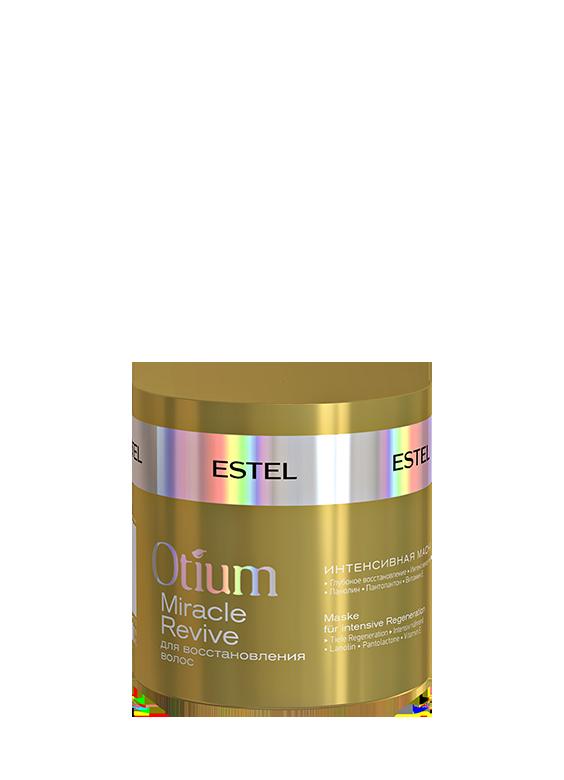 Купить ESTEL PROFESSIONAL Маска интенсивная для восстановления волос / OTIUM MIRACLE REVIVE 300 мл