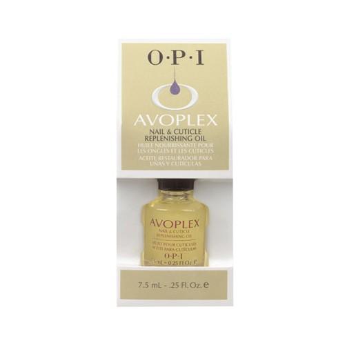 OPI Масло для ногтей и кутикулы Авоплекс / Nail &amp; Cuticle Replenishing Oil AVOPLEX 15млДля кутикулы<br>Превосходная забота о кутикуле. Масло замедляет ее рост. Ногти растут еще быстрее. Антиоксиданты и липидный комплекс замедляют процессы старения. Активные ингредиенты: Содержание масла обновилось, и теперь в его состав входит масло кунжута и подсолнечника, мощный антиоксидант - витамин Е, липидный комплекс авокадо, а так же масло семян тропического дерева кукуи. Способ применения: Распределить небольшое количество продукта по ногтям и кутикуле, равномерно втереть в обрабатываемую область и дать хорошо впитаться. Компактная упаковка упрощает уход. Удобный тюбик всегда будет у вас под рукой.<br><br>Объем: 15<br>Типы ногтей: Нормальные