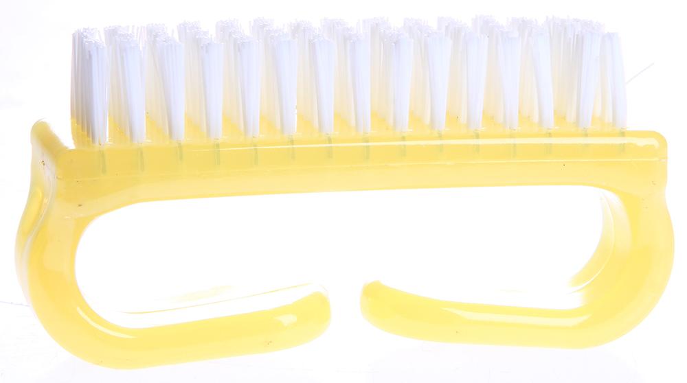TITANIA Щеточка д/ногтей с ручкой 7061 TitaniaМаникюр-инструменты<br>Применяется для чистки рук и для удаления остатков пыли при обработке ногтей.<br>