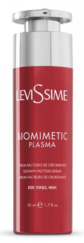 LEVISSIME Сыворотка биомиметическая с факторами роста / Biomimetic Plasma Growth Factors Serum 50 мл  - Купить