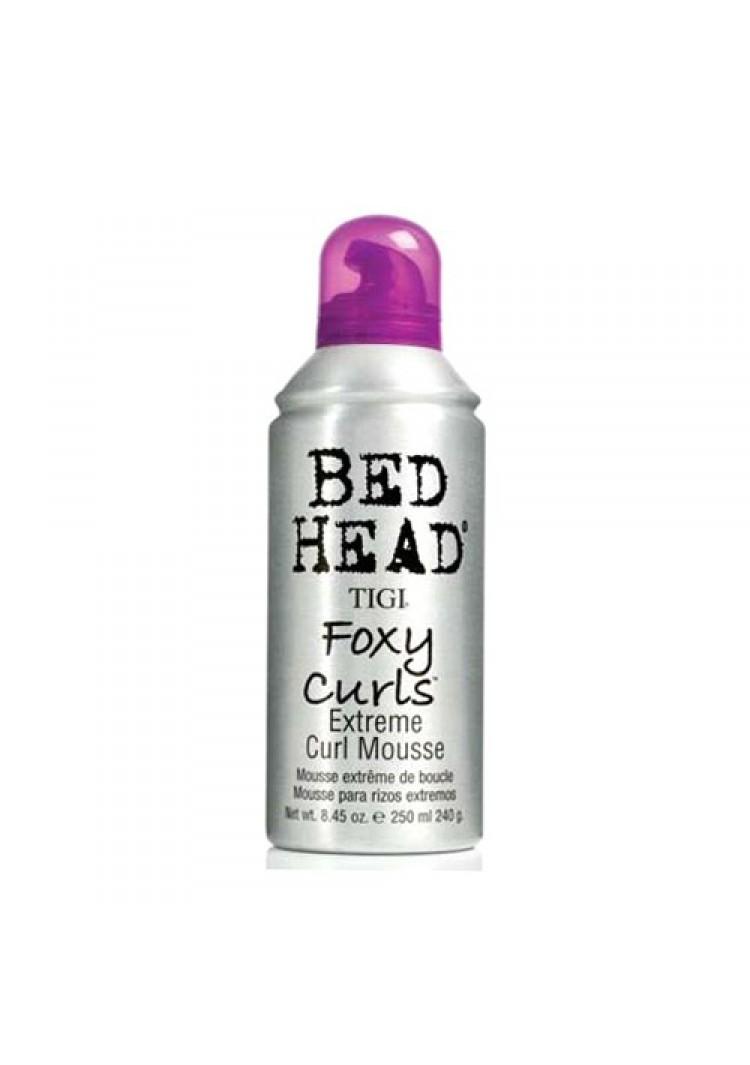 TIGI Мусс для создания эффекта вьющихся волос / BED HEAD Foxy Curls 250 мл